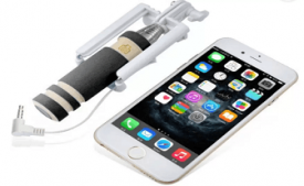 Buy Voltaa SELFY Nano Selfie Stick at Rs 99 from Flipkart