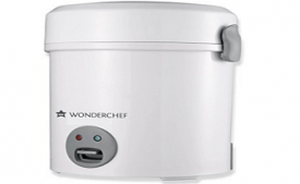Buy Wonderchef Mini Rice Cooker, 500ml at Rs 1,482 from Amazon
