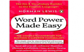 Buy Word Power Made Easy at Rs 96 from Amazon
