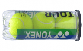 Buy Yonex Tour Tennis Balls, Pack of 3 at Rs 229 from Amazon