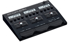 Buy Zoom G3n Multi Effects Processor at Rs 9,999 from Amazon