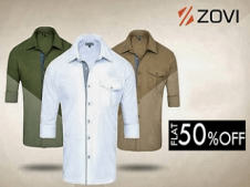 Zovi Clothing Amazon Offers Upto 70% off starting at Rs 149
