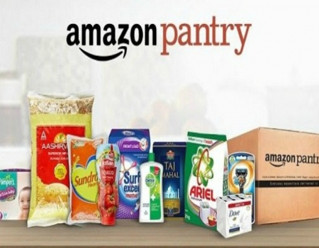 Amazon Pantry Offers: Get Upto 30% OFF + Extra 10% Back* On Monthly Groceries