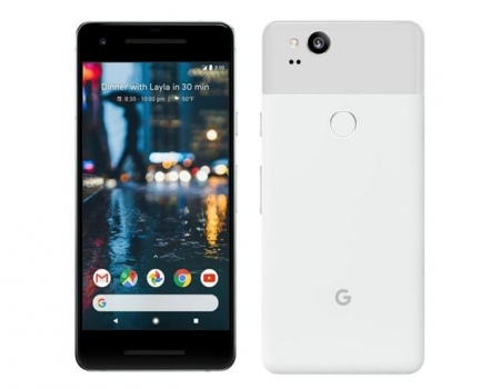 Google Pixel 2 (Clearly White, 64 GB, 4 GB RAM) Amazon, Flipkart  at Rs 42,999 Buy Online