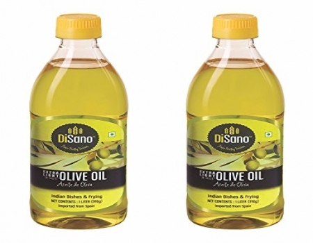 Buy Disano Olive Oil Extra Light Flavour - 2L just at Rs 1066 Only From Amazon