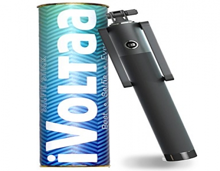 Buy iVoltaa Next Gen Compact Selfie Stick Wired at Rs 249 from Amazon