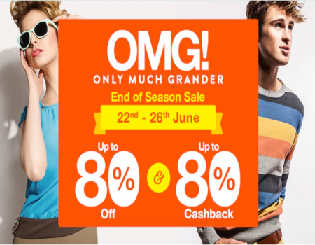 PaytmMall End Of Season Sale [13th To 16th July] - Get Upto 80% OFF & Upto 80% Cashback On Fashion, Mobiles, ACs and More, Starting Just at Rs1