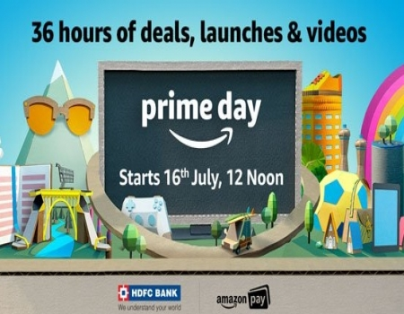 Amazon Prime Day 2018 Sale India 16th July 2018 | Extra 80% Off offers on Mobiles Deals