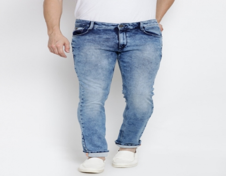 Buy John Players Mens Denim Jeans Flat 60% Off starting just at Rs 499 only From Myntra