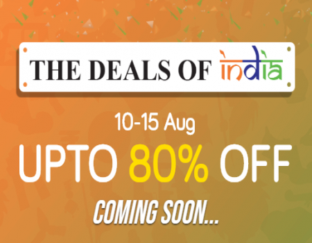 Snapdeal Deals Of India: Get Upto 70% OFF Clothes, Electronics, Mobiles