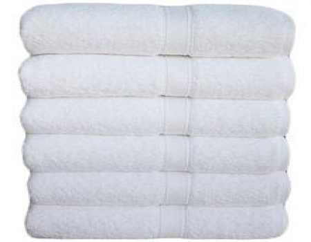 Buy Nova Home Set of 6 Face Towel White just at Rs 99 only From Snapdeal
