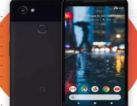 Buy Google Pixel 2 XL (Just Black, 64 GB, 4 GB RAM) Flipkart Big Shopping Day Sale Price Rs 42,999 on Flipkart