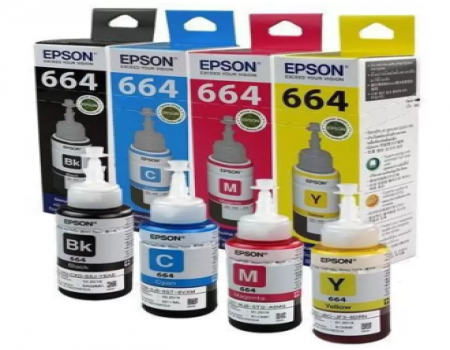 Buy Epson 664 Multi Color Ink Cartridg (Magenta, Black, Yellow, Cyan) at Rs 250 only from Flipkart