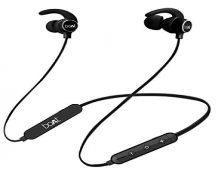 Boat Rockerz 255 Sports Bluetooth Wireless Earphone At Rs 999 Only From Myntra