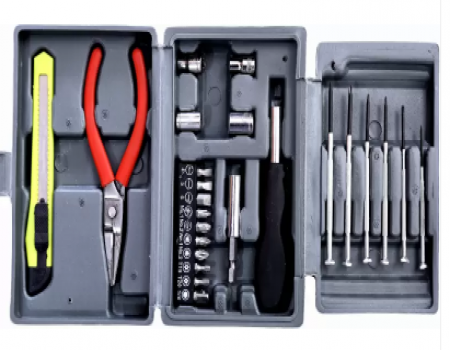 Buy FASHIONOMA Hobby Tools Kit Standard Screwdriver Set  (Pack of 25) at Rs 155 from Flipkart