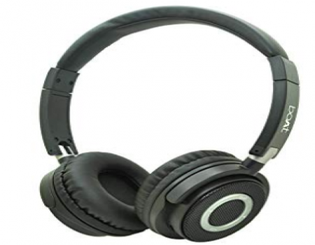 Buy boAt 900 Wireless On-Ear Headphones (Charcoal Black) from Amazon at Rs 899 Only