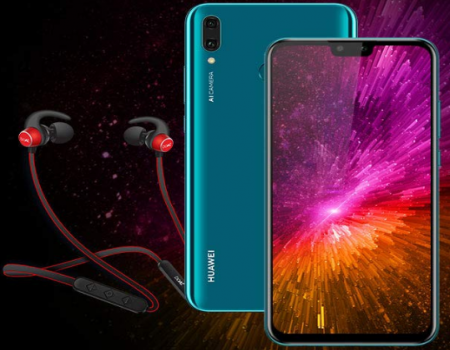 Buy Huawei Y9 2019 Amazon Price: Sale Date, Specifications, Launch Date & Buy Online In India from Amazon