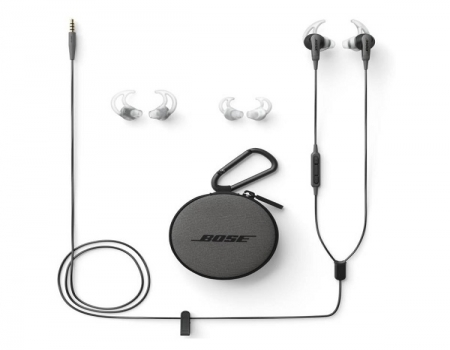 Bose SoundSport for Apple Devices Wired Headset with Mic Price at Rs 4,905 Buy Online Flipkart Amazon