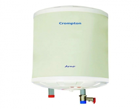 Buy Crompton Arno 6-Litre Storage Water Heater (Ivory) from Amazon at Rs 1,579 Only