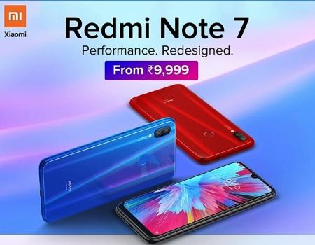 Buy Xiaomi Redmi Note 7 @9999 Flipkart & Amazon: Buy Online In India, Next Sale Date, Launch Date, Specifications