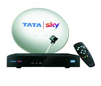 Buy Tata Sky High Definition Set top box just at Rs 1449 only from Flipkart