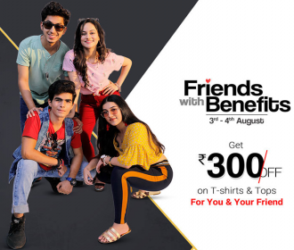 Fashion Big Bazaar Offer: Register and Get Flat Rs 300 OFF Coupon On Rs 600 Shopping on FBB Stores