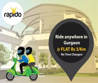 Rapido Free Ride Offers:- Get Flat 100% Cashback On Rapido Ride Bookings