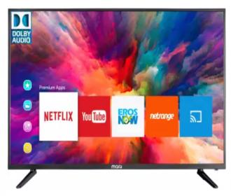Buy MarQ by Flipkart Dolby 32 inch(80 cm) HD Ready Smart LED TV (32HSHD) at Rs 7,650 from Flipkart