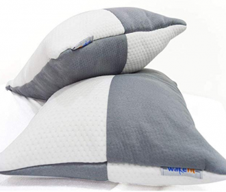 Buy Wakefit Sleeping Pillow (Single Piece) at Rs 399 only From Flipkart, Amazon