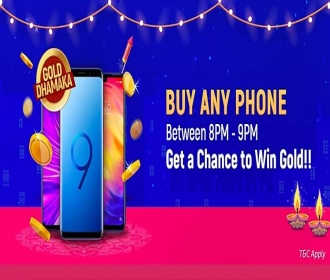 Flipkart Mobile Loot Offers: Buy Any Mobile Phone Between 8pm-9pm and Get A Chance To Win Flipkart Gift Voucher Worth Rs 2300