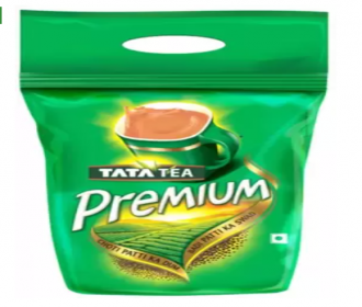 Buy Tata Premium Leaf Tea Pouch (1 kg) at Rs 255 from Flipkart