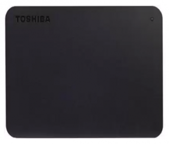 Buy Toshiba Canvio Basics 2 TB Wired External Hard Disk Drive at Rs 4329 Only (Prepaid)