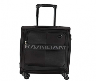 Buy Kamiliant by American Tourister 26 inch Softsided Check-in Luggage @ Rs 2,299 from Amazon, 10% Cashback on Prepaid Orders
