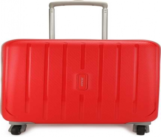 Buy Aristocrat PHOTON STROLLY 55 360 FIR Cabin Luggage - 22 inch (Red) at 63% OFF just at Rs 1799 only