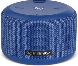 Buy Infinity (JBL) Fuze 99 IPX7 Waterproof 4.5 W Bluetooth Speaker (Blue, Mono Channel) at Rs 1399 only from Flipkart