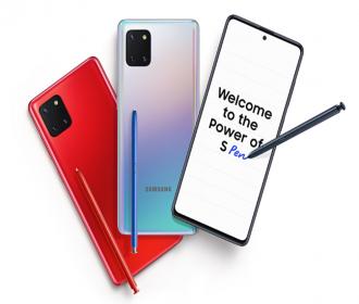 Buy Samsung Galaxy Note10 Lite (6GB RAM, 128GB) Amazon Price @ Rs 25999, Extra 10% Bank Discount
