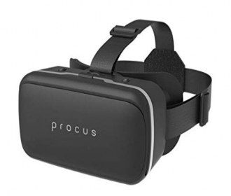 Buy Procus ONE Virtual Reality Headset 40MM Lenses -For IOS and Android at Rs 2089 Only from Amazon