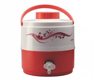 Buy Milton Kool Musafir 5 LTR Water Jug, Pink from Amazon at Rs 268 Only
