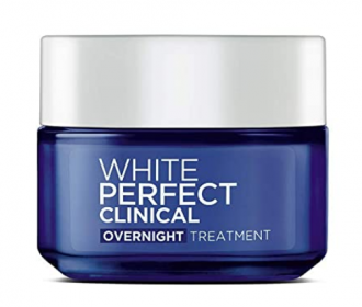 Buy L'Oreal Paris White Perfect Clinical Overnight Treatment Cream 50ml Amazon at Rs 350
