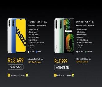 Buy Realme Narzo Mobiles Flipkart Price in India @ Rs 8499, Next Sale Date 3rd July @12PM, Specifications & Buy Online In India