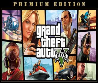 Epic Games The Grand Theft Auto V: Get Grand Theft Auto V Premium Edition Free, Extra $1,000,000 Bonus Cash
