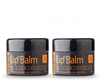 Buy Ustraa Dark Rum Chocolate Flavoured Lip Balm for men @ Rs 75 from Flipkart