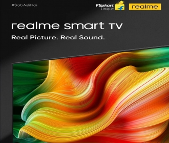 Buy Realme Smart TV from Flipkart Price Rs 12999, Launch Date 25th May 12.30pm, Specifications & Buy Online In India