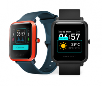 Buy Huami Amazfit Bip S with Built in GPS Smartwatch online from Amazon & Flipkart @ Rs 4999 only