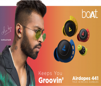 Buy Boat Airdopes 441 Truely Wireless Ear Buds at Rs 1999 from Amazon