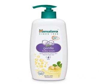 Buy Himalaya Gentle Baby Wash (400ml) at Rs 126 from Amazon