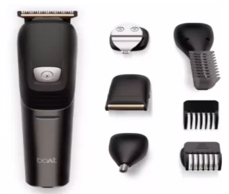 Buy Raw Story by boAt T200 120 minutes Runtime Trimmer for Men (Black) at Rs 1,508 from Flipkart
