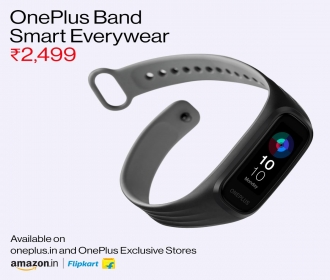 Buy Oneplus Smart Band Flipkart  and Amazon online Price is Rs 2499 only, First Sale @13th Jan 2021, Specifications