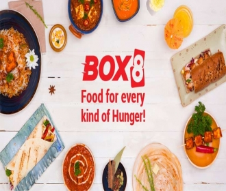 Box8 Coupons & Offers: Flat Rs 200 OFF on First Three Food Orders, Box8 Refer Code- KRISH75LQ