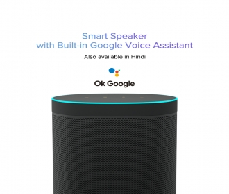 Buy Mi Smart Speaker at Rs 1999 from Flipkart on purchase of select TVs, laptops and mobile phones